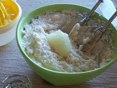 Preparare salata de icre - etapa 6