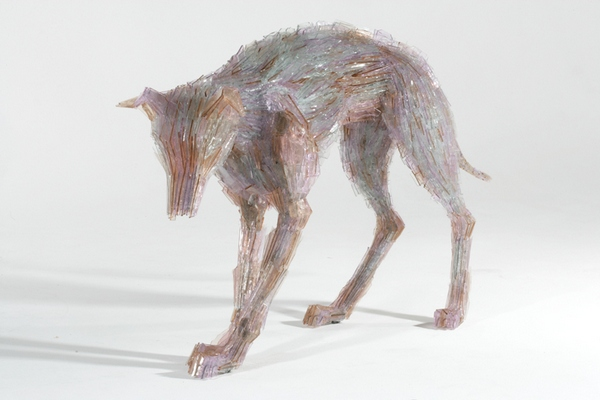 Animal de cristal