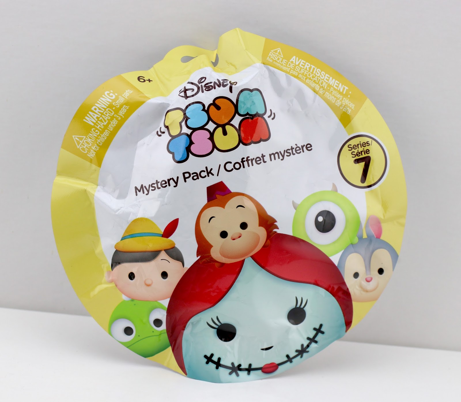 Disney Tsum Tsum Mystery Stack Packs Series 7 Jakks Pacific