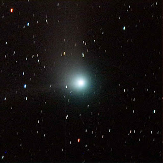 Image of Comet Catalina - Imaged by Insight Observatory