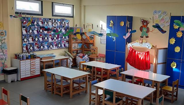 Σχολικές μονάδες Δήμου Ναυπλιέων: 1ο Νηπιαγωγείο Ναυπλίου