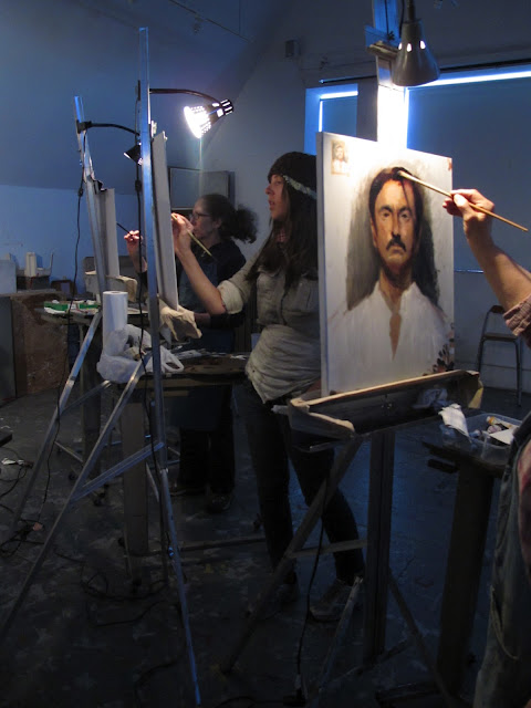 Michael Lane, Seattle Atelier