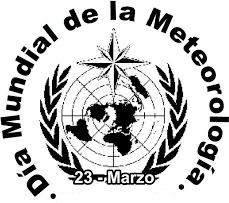 Imagen por el Día Mundial de la Meteorología sin color