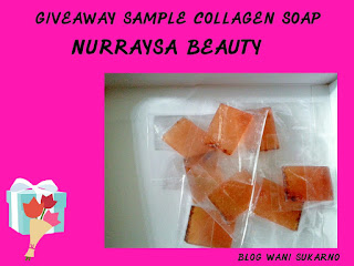 collagen soap nurraysa beauty