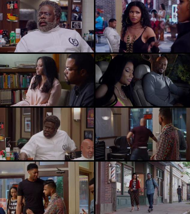 Barbershop The Next Cut 2016 English 720p WEB-DL