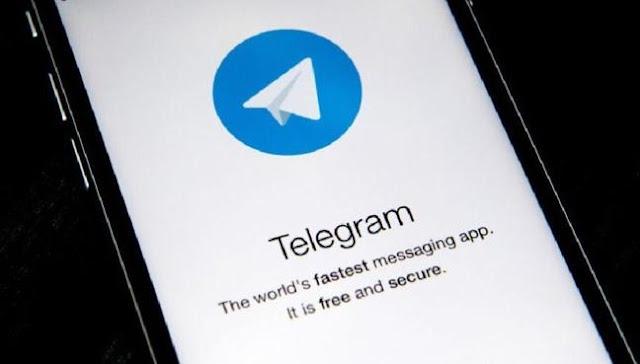 Akhirnya Blokir Telegram Sudah Dibuka