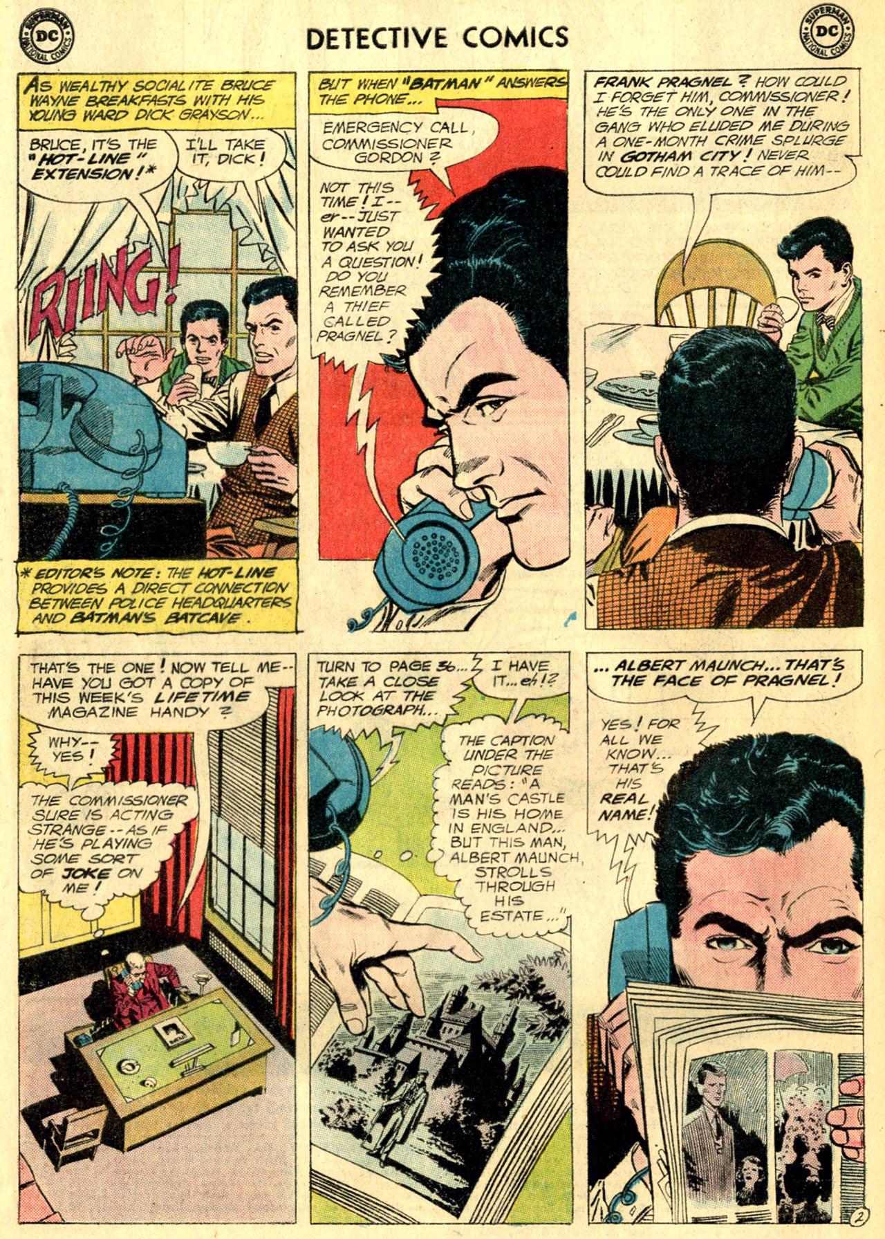 Detective Comics (1937) 329 Page 3