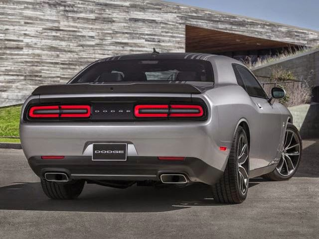 Car Dealerships In Peoria Il >> Uftring Auto Blog: 2015 Dodge Challenger