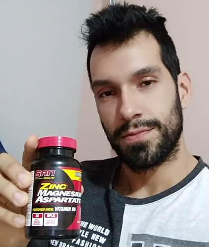ZMA de SAN Nutrition Corp