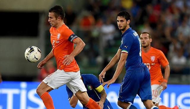 Holanda vs Italia en vivo