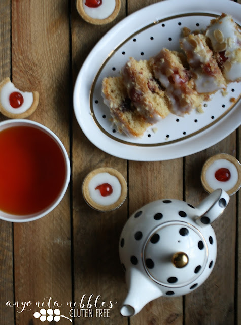 Mr Kipling does gluten free cherry bakewells two ways | anyonita-nibbles.co.uk