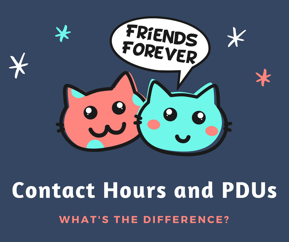 What Is The Difference Between Contact Hours And Pdu Pmp Pmi Acp
