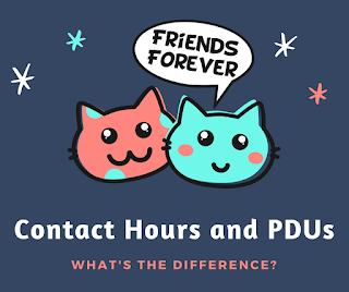 Contact Hours vs PDUs for PMP - What's the difference?