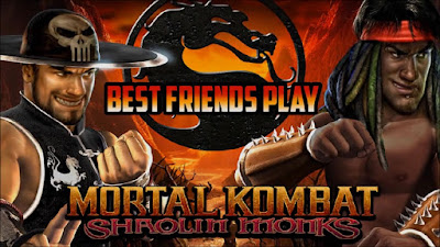 Mortal Kombat Shaolin Monks