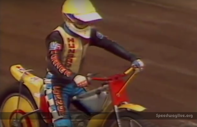 Retro Speedway – Balogh János feledhetetlen stílusa Videó