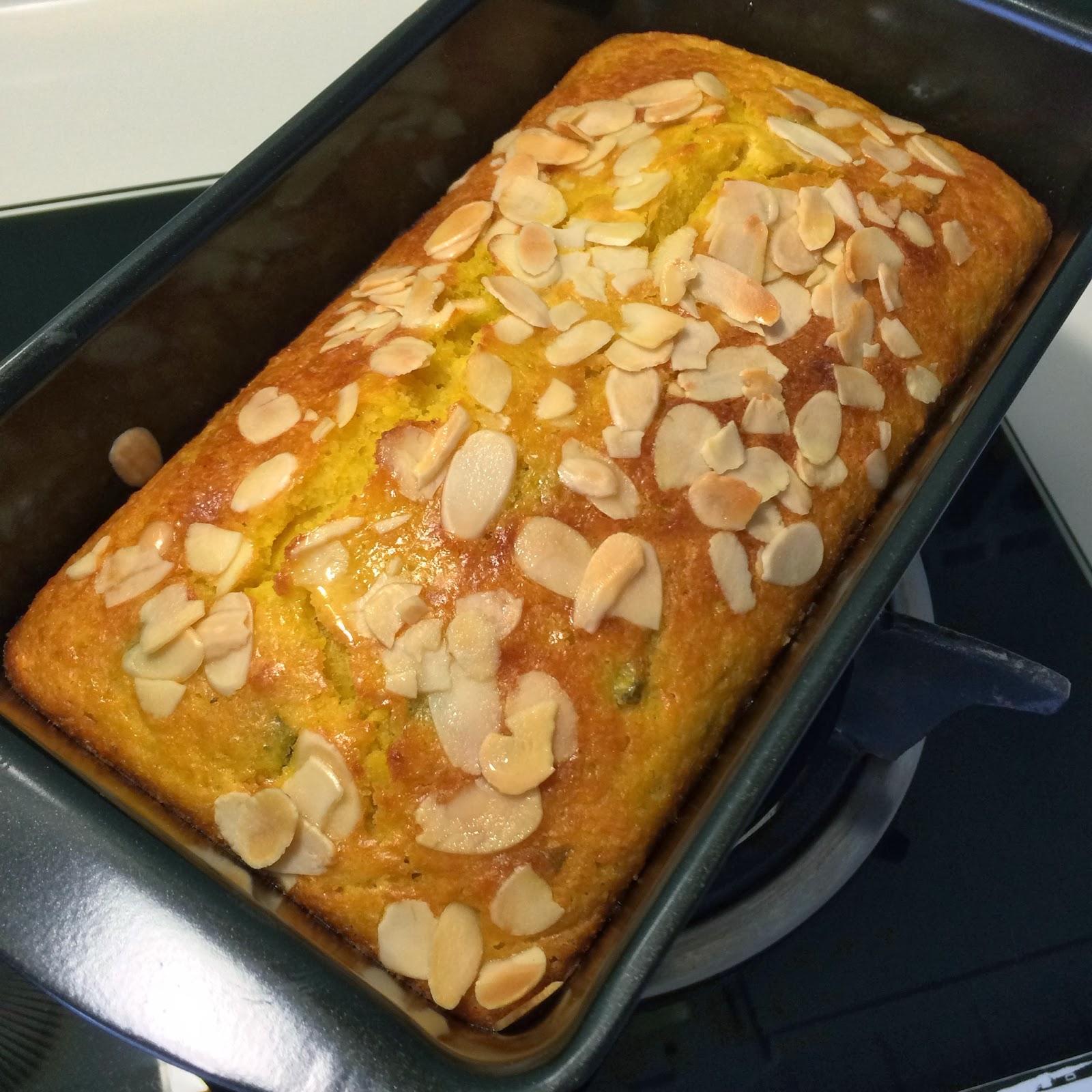 [食譜-蛋糕] 南瓜優格磅蛋糕 - 吃個甜點也要顧下身體 - K's Travel & Life Channel