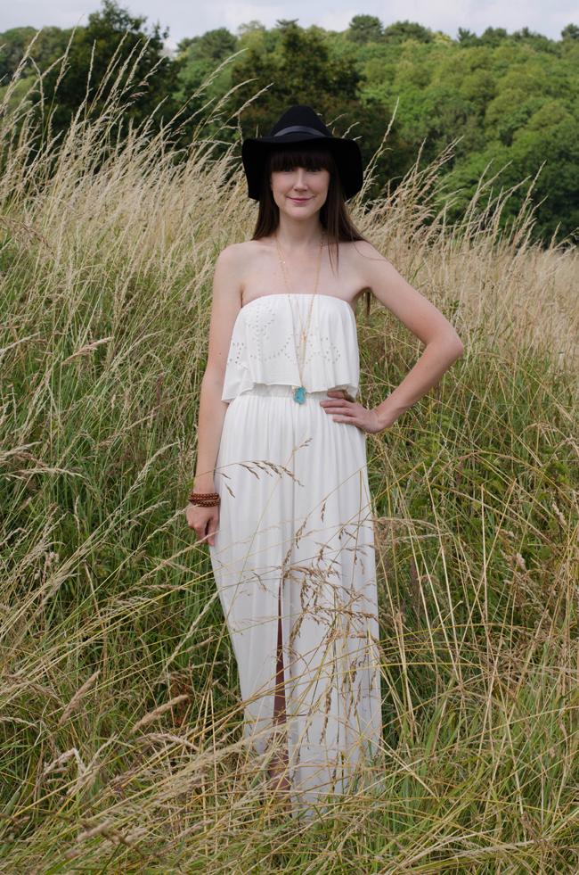Holiday Fashion Maxi Dress