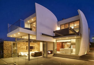 Contoh Desain Rumah Minimalis Tapi Kelihatan Mewah