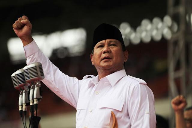 Tolak Cap Pesimistis, Prabowo: Bung, Waktu Muda Saya Perang Terus