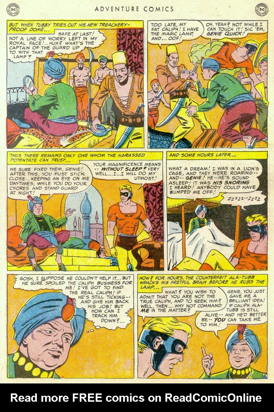 Read online Adventure Comics (1938) comic -  Issue #161 - 29