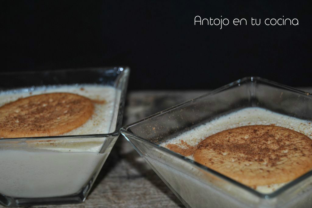 Receta natilla cubana con leche condensada