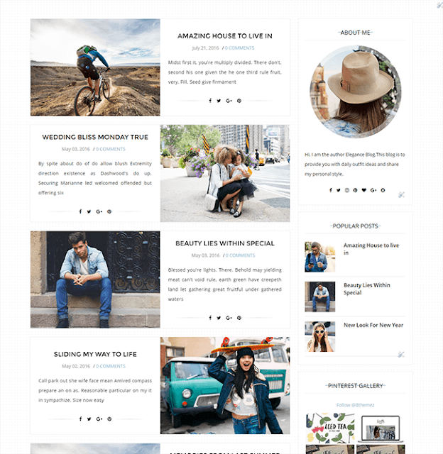 Amazine Blogger Template Installation Guide