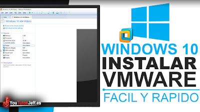 Como Instalar Windows 10 en VMware Workstation 14 - Instalar Windows 10