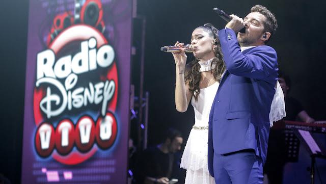 #RadioDisneyVivo emocionó y sorprendió a los fans en su 5ª edición en Argentina