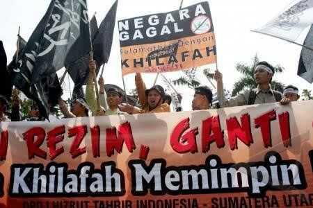 Catat !! Gerindra, PAN, PKS Dukung HTI Ajukan Banding