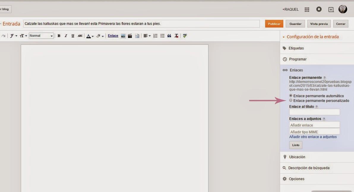 personalizar-url-de-entrada-en-blogger