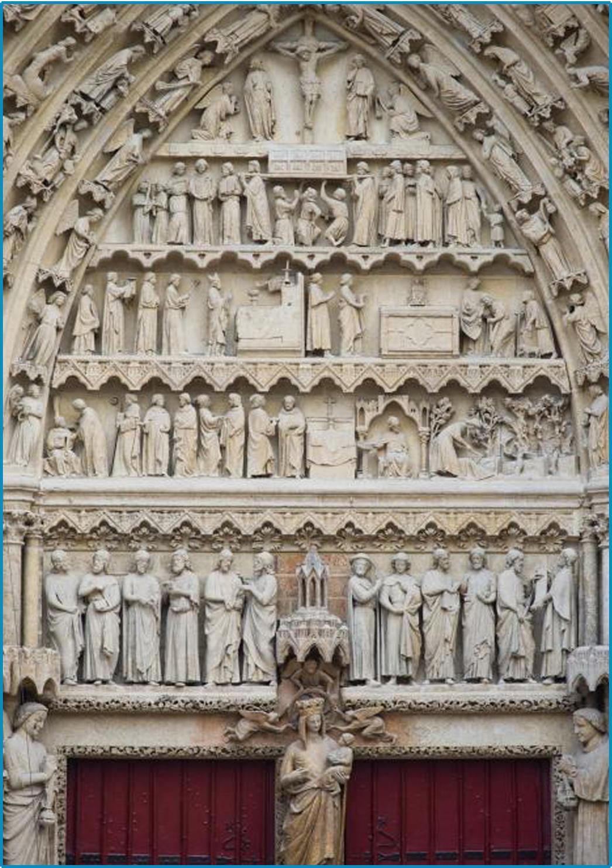 Vittoria Agli Architetti Cath 233 Drale Notre Dame D Amiens