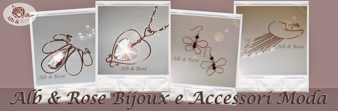 Alb & Rose Bijoux e Accessori Moda