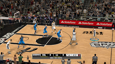 NBA 2K13 NBA on ESPN Scoreboard Mod Download