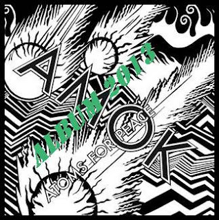 Atoms For Peace Album AMOK