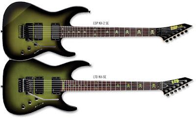 Đàn guitar ESP