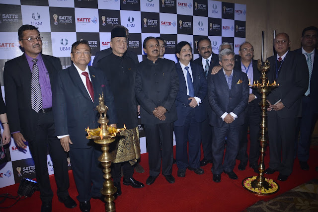 Tourism Minister of India Dr Mahesh Sharma & Tourism Minister of Malaysia Dato Mohamed Nazri inaugrated SATTE 2017 in New Delhi  today-
