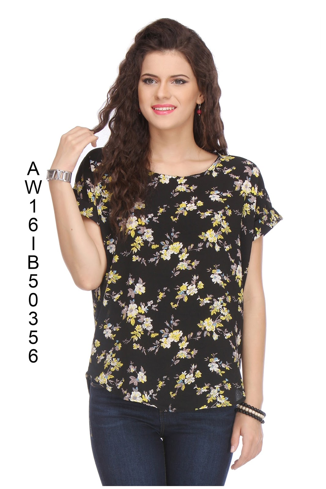 Poly Western Tops Vol 1 – New Fashionable Designer Top