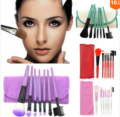 brochas de maquillaje aliexpress