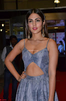 Rhea Chakraborty in a Sleeveless Deep neck Choli Dress Stunning Beauty at 64th Jio Filmfare Awards South ~  Exclusive 019.JPG