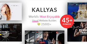 KALLYAS - Online Shop Modern WordPress Theme