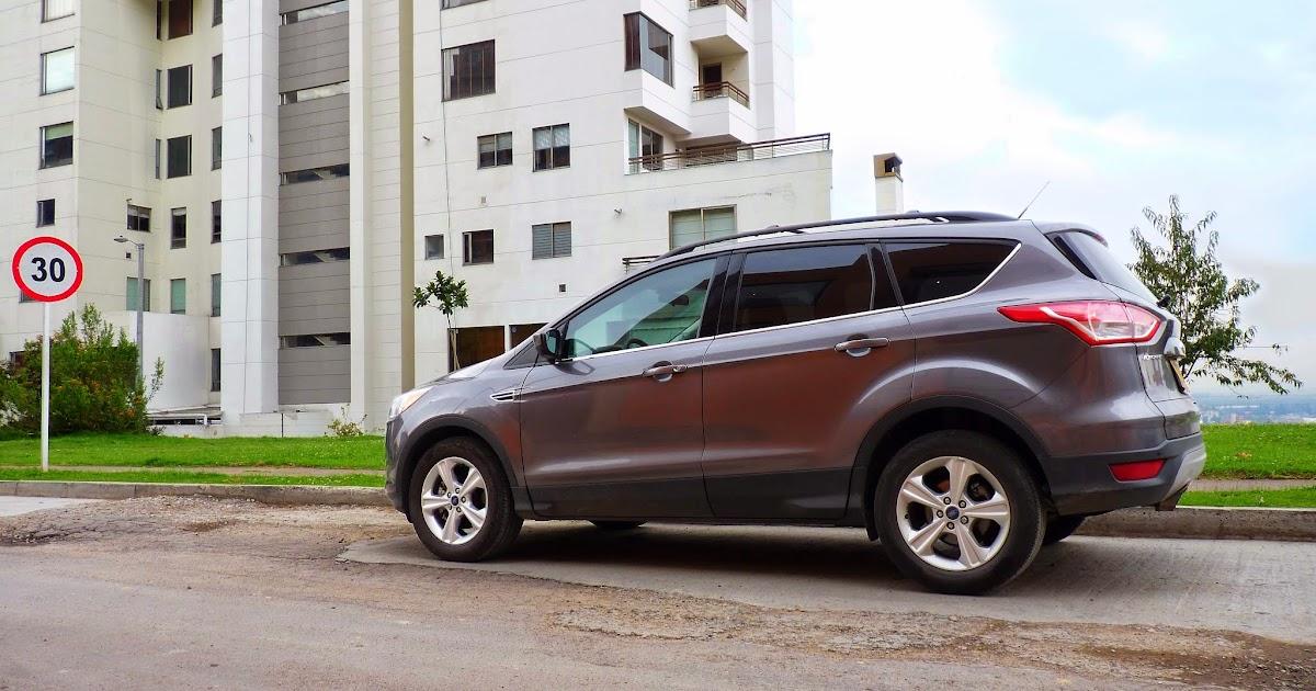 Ford Escape 4x4 - Parte 2 - Motor, consumo y seguridad