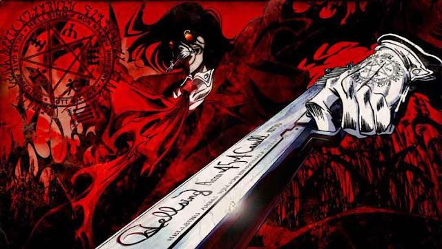 Hellsing Ultimate - Top Anime Like Shingeki no Kyojin (Attack on Titan)