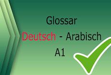 Glossar Deutsch - Arabisch A1 Free Download