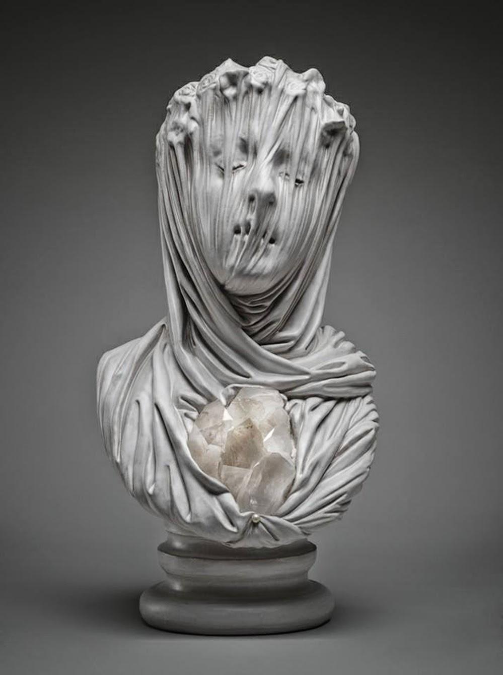Marble Sculpture Modern