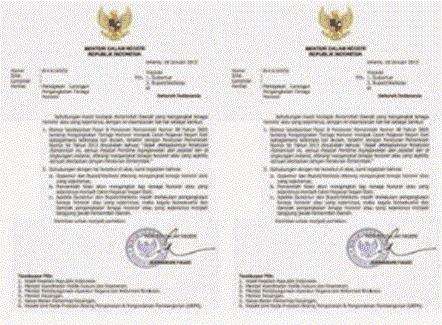 SK Bupati Syarat Mutlak Guru Honorer untuk Mendapatkan Berbagai Tunjangan