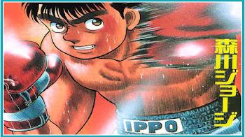 Hajime no Ippo 1113/1113 Manga Sevidor: Mega
