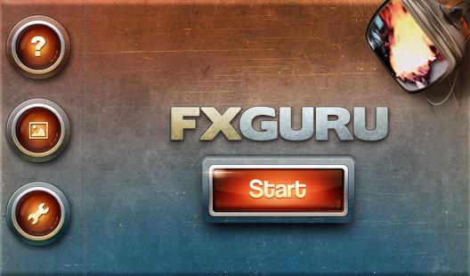 تطبيق FxGuru لعمل فيديوهات وتأثيرات كالأفلام فاجئ أصدقائك 1