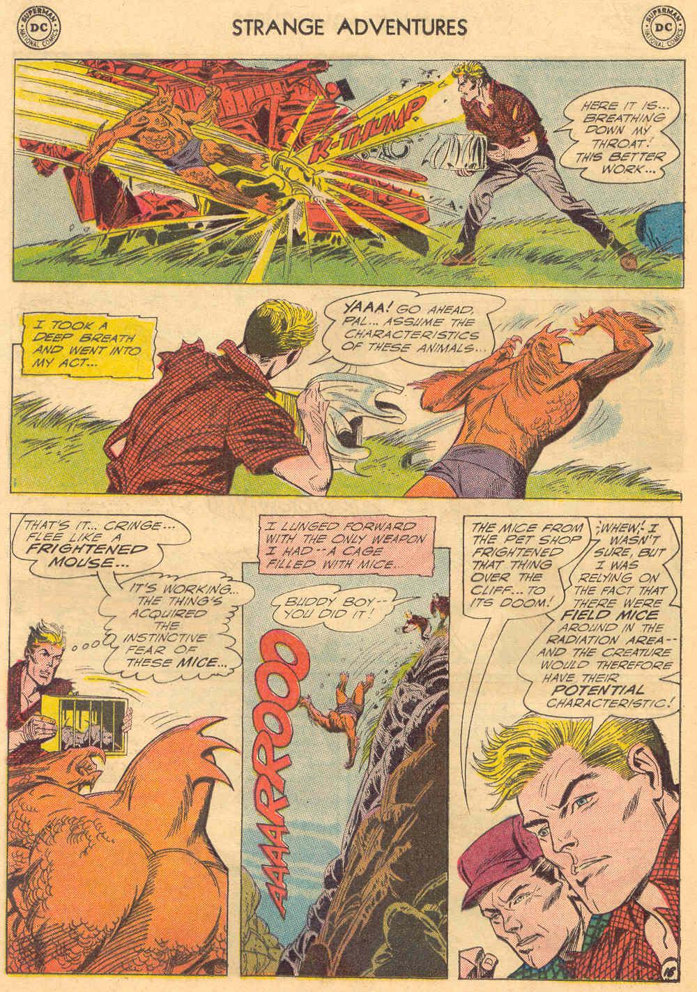 Strange Adventures (1950) issue 180 - Page 20