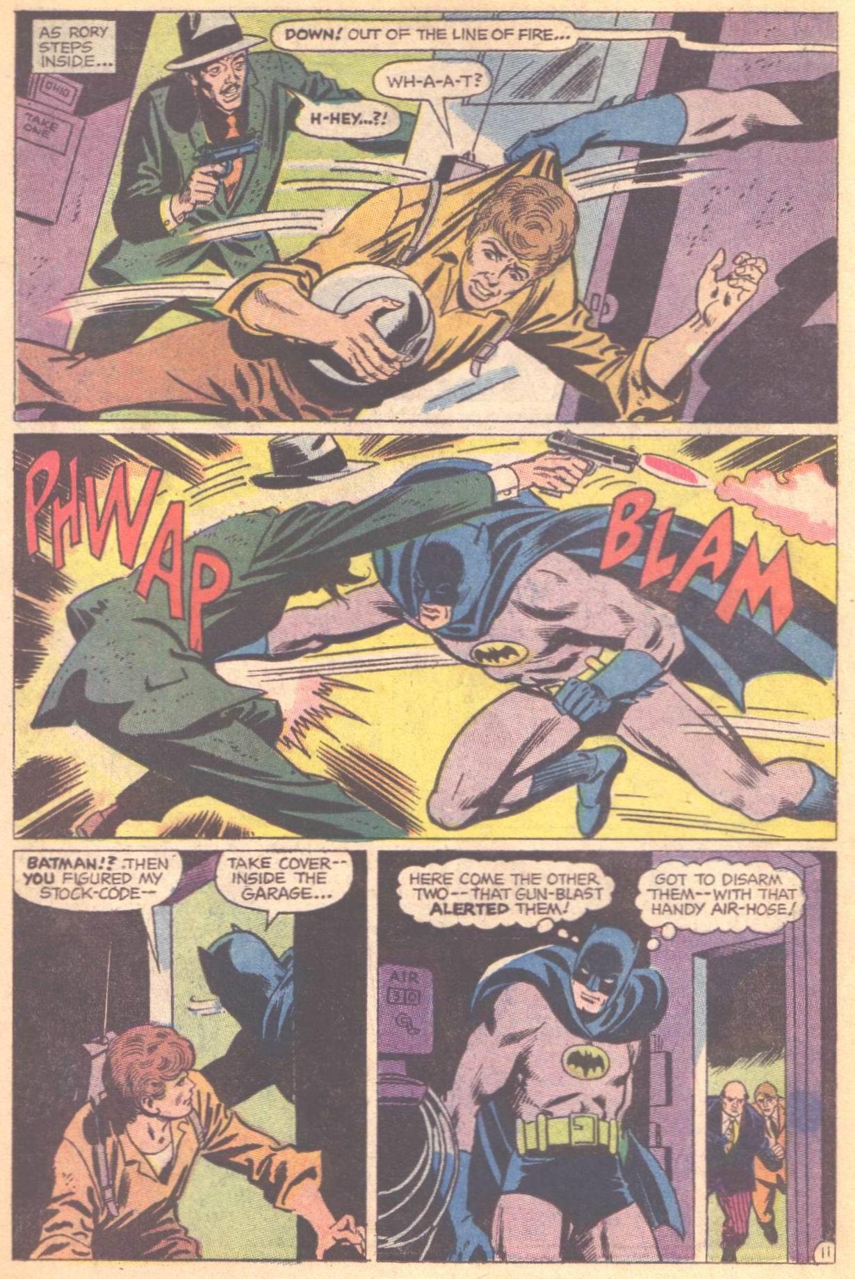 Detective Comics (1937) 396 Page 13