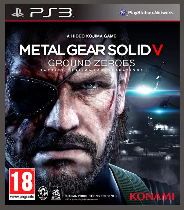 Gaming Till Dawn: NEWS: Metal Gear Solid V: Ground Zeroes